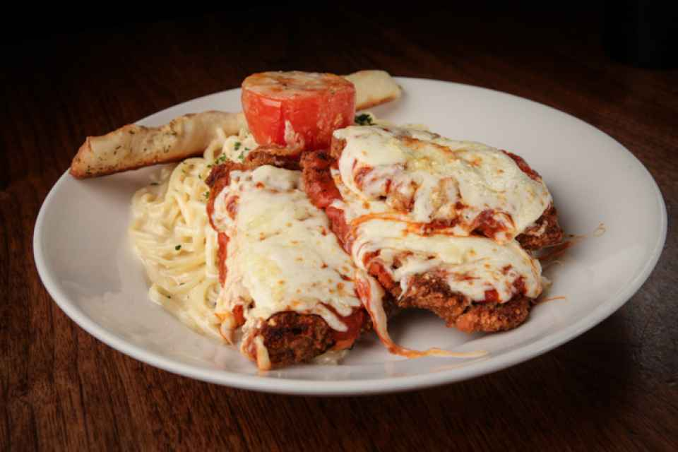 image of VEAL PARMIGIANA