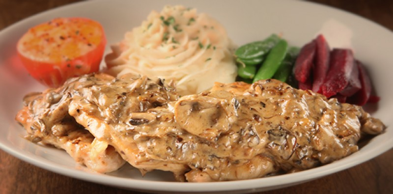 image of CHICKEN MARSALA