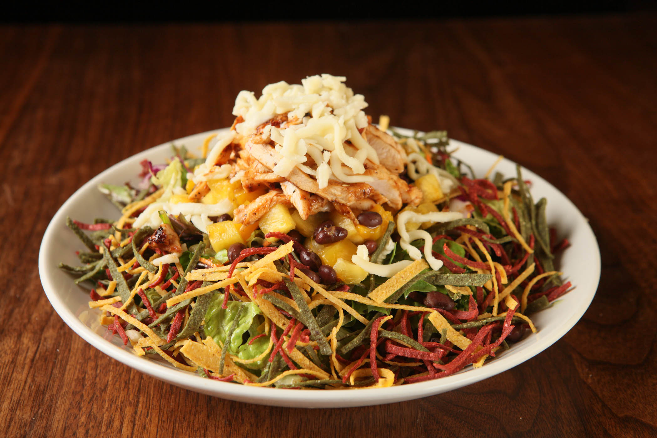 image of BAHAMA CHICKEN SALAD
