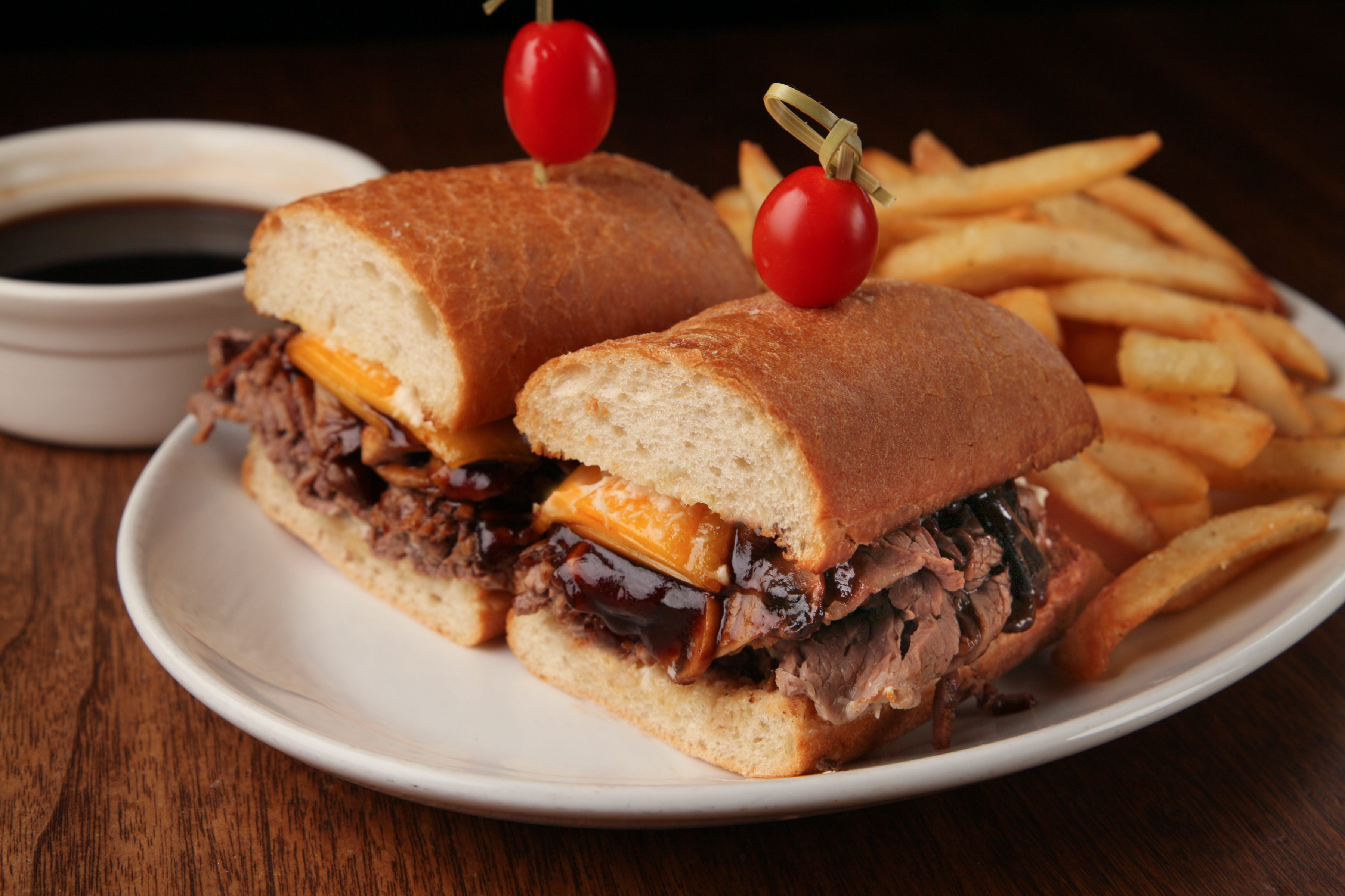 image of BEEF DIP SANDWICH