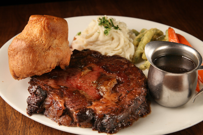 image of PRIME RIB (AFTER 5:00 P.M. - LIMITED AVAILABILITY)