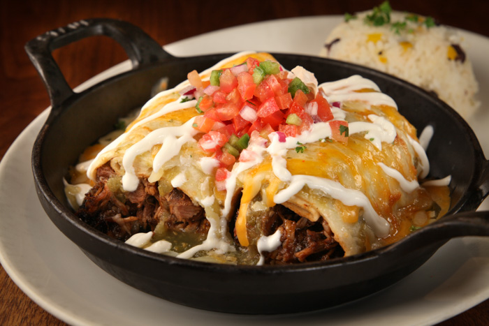 image of SWEET PORK ENCHILADA